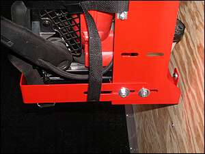 Multipurpose Blower Rack