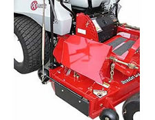 Rider Blade Blocker for Riding Mowers