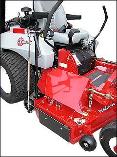 BB-1 Rider Blade Blocker for Riding Mowers