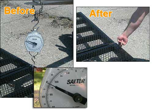 GA-1 Gate Grabber Lift Assist - Trimmer Trap