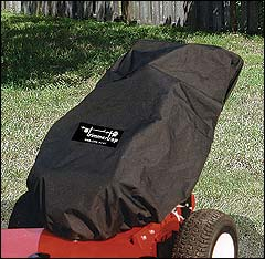 Mower Cover - Trimmer Trap