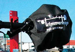 Trimmer Cover - Trimmer Trap