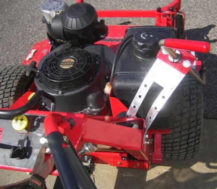 Blade Blocker - WB - Snapper Mower