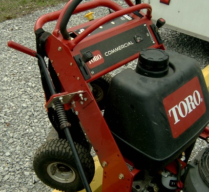 Blade Blocer - Toro Mower